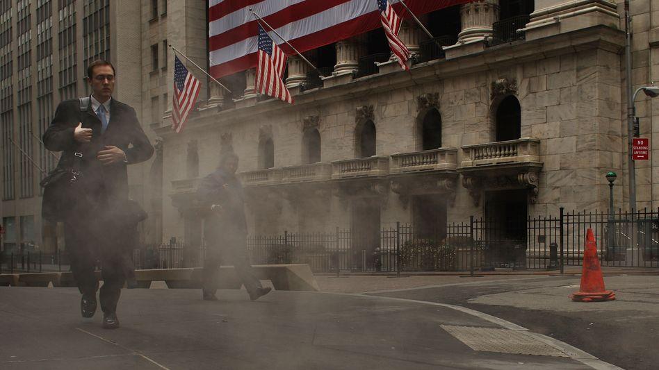 An der Wall Street vorbei: US-Notenbank kauft US-Staatsanleihen zu 61 Prozent selbst