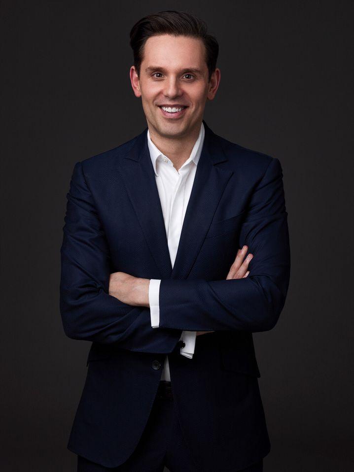Investiert ebenfalls: Der deutsche VC-Investor Christian Angermayer ist ebenso dabei wie ...