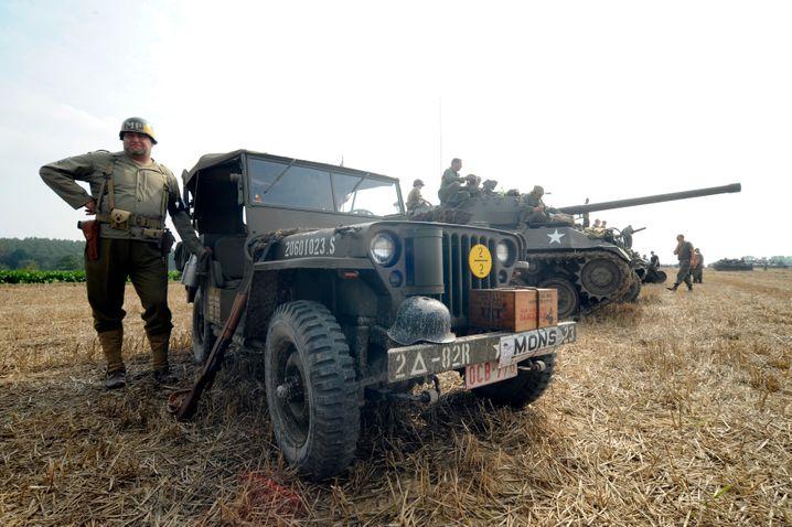 Keimzelle einer Modewelle: Der erste Jeep fuhr im zweiten Weltkrieg