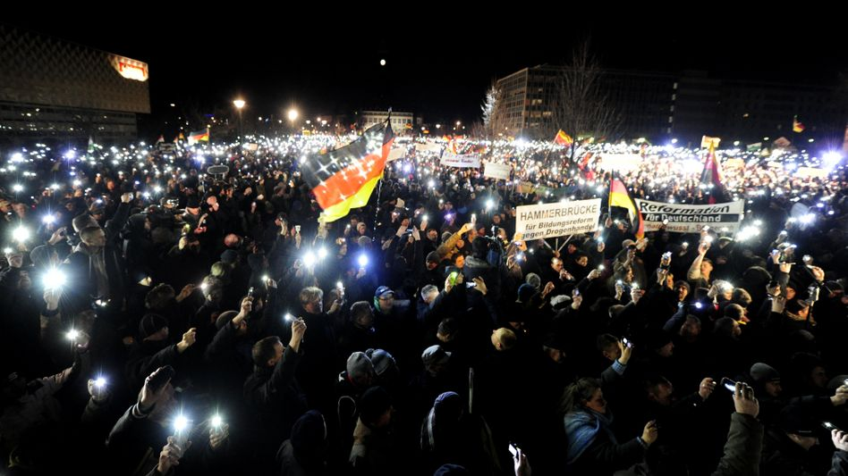Pegida-Demonstration am 12. Januar in Dresden: Nächste Kundgebung abgesagt