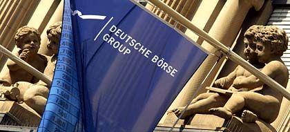 Mühseliges Werben um LSE: Deutsche Börse in Frankfurt