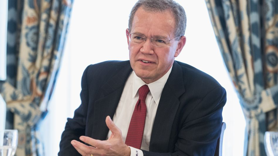 Knapp 10 Milliarden Dollar Kapital verwaltet Ted Weschler für Berkshire Hathaway