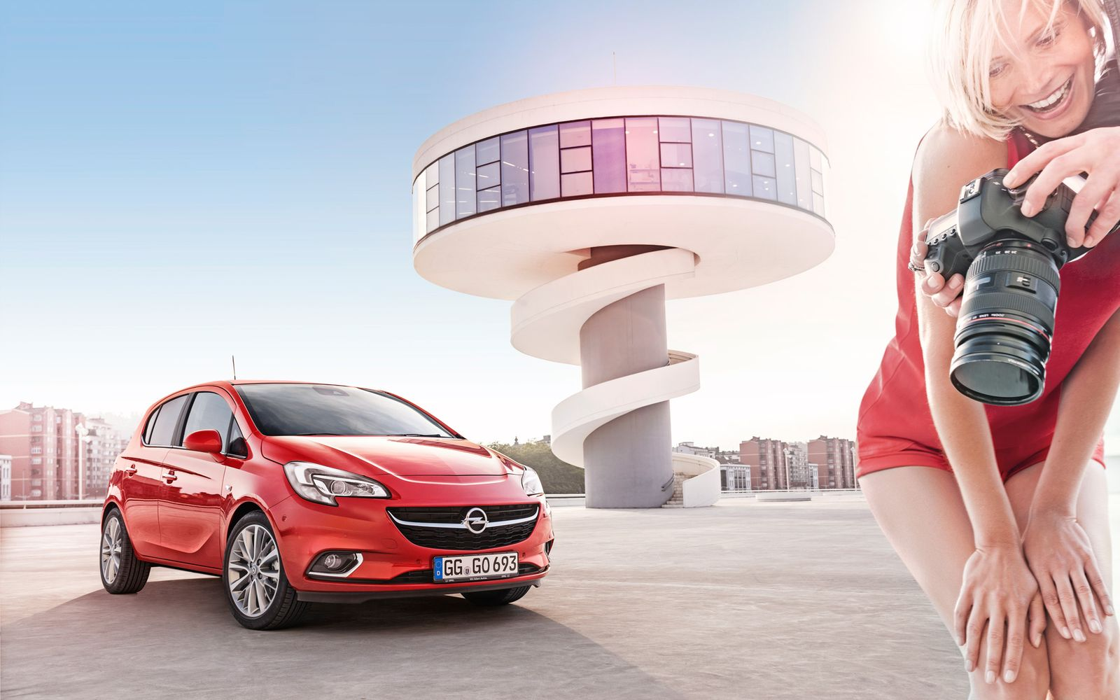 SPERRFRIST MI 09.07.14 0:01 Uhr / 2014 / Opel Corsa (Kopie)
