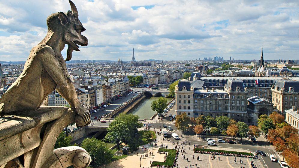 Paris: Ein Spaziergang in Bildern
