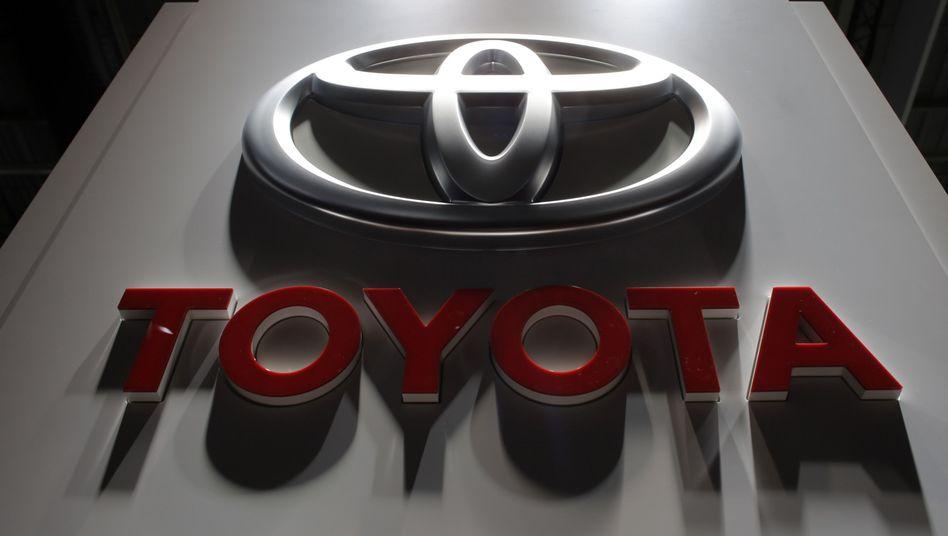 Toyotas Gewinn steigt zweistellig