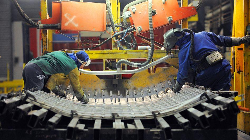 Stagnierende Produktion: Frankreichs Wirtschaft zuletzt weniger stark