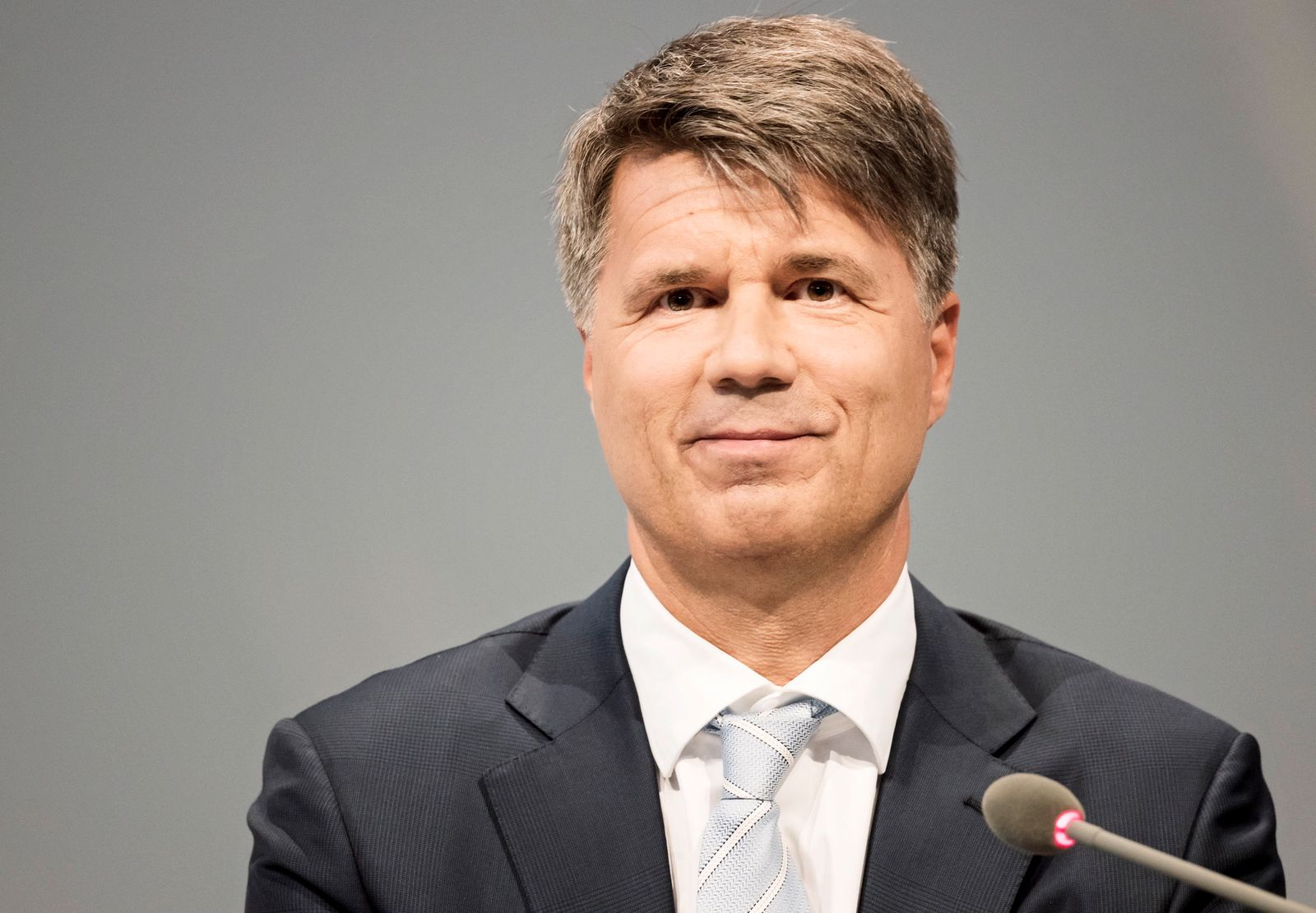 Harald Krüger / BMW Hauptversammlung Mai 2018