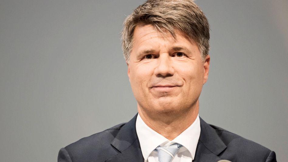 Harald Krüger: Der ehemalige BMW-Chef soll den Aufsichtsrat der Deutschen Telekom führen