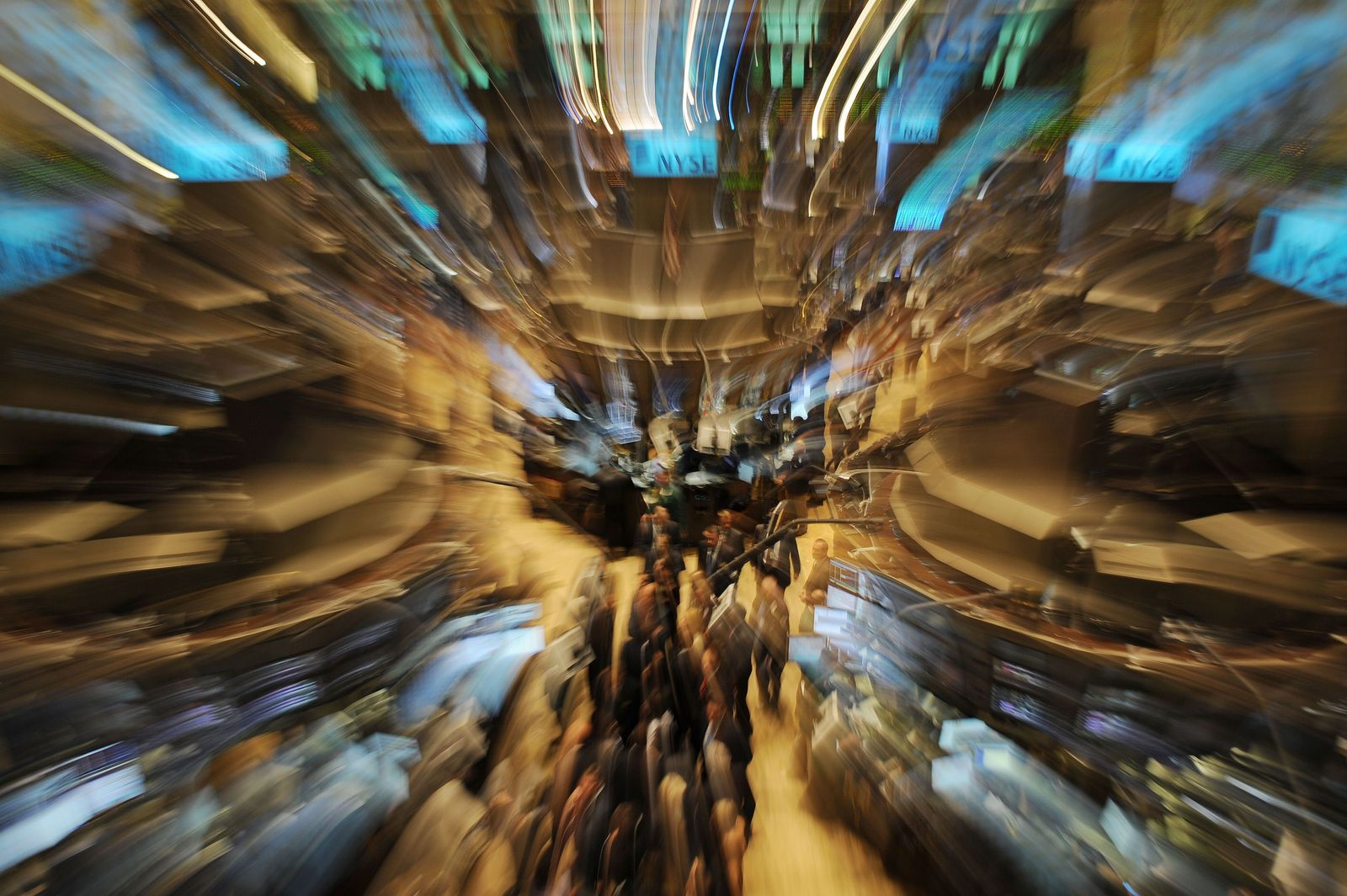 Weltwirtschaft/ Börsenbeben