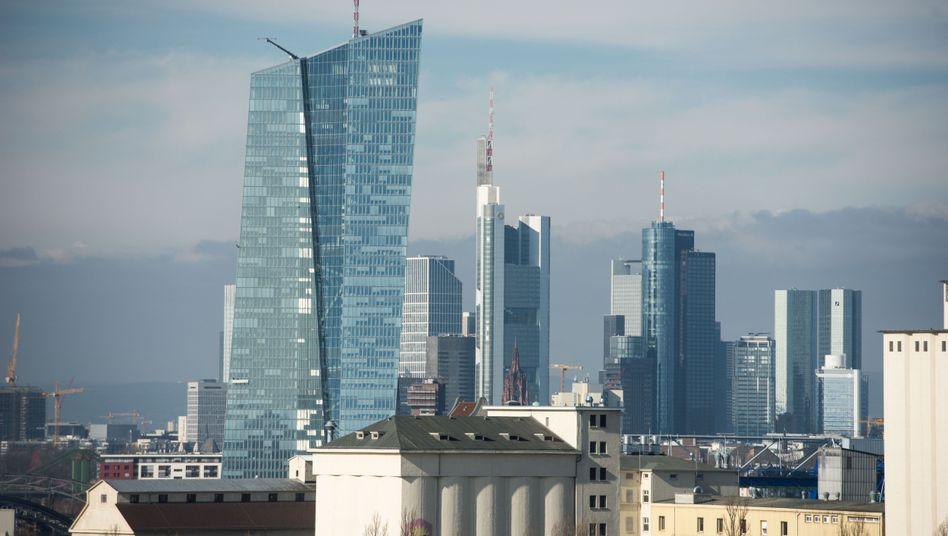 EZB in Frankfurt: Naht der nächste Crash?