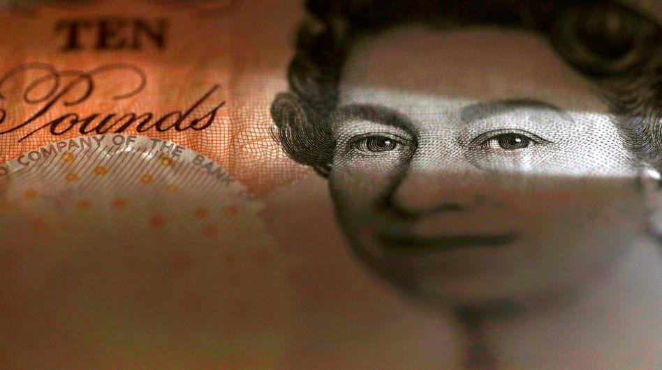 Britisches Pfund: So teuer wie lange nicht.