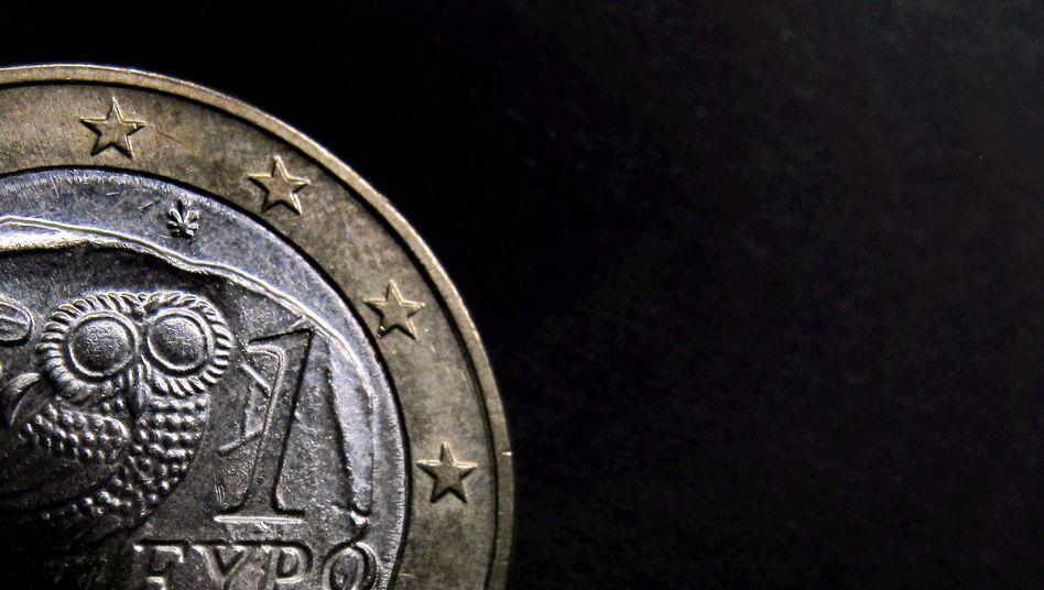 Schwierige Lage: Griechenlands Banken derzeit auf EZB-Hilfe angewiesen