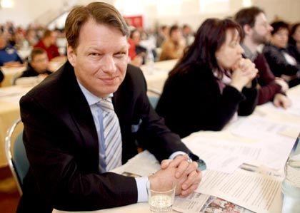 Klaas Hübner war bis zur Wahl im September stellvertretender Vorsitzender der SPD-Bundestagsfraktion. Der 42-jährige gebürtige Bad Harzburger ist selbständiger Unternehmer in Sachsen-Anhalt.