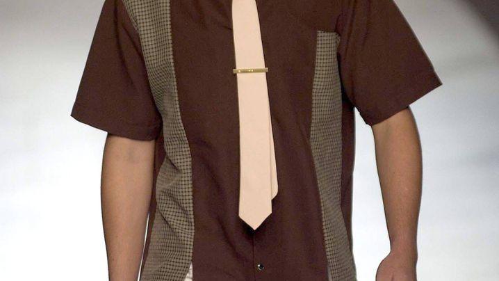 Kurzarmhemden: Die No-Gos im Büro