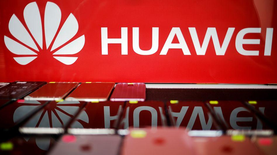 Huawei trotz den US-Sanktionen