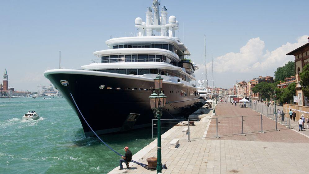 Schiffbau: Die 20 größten Luxusyachten der Welt