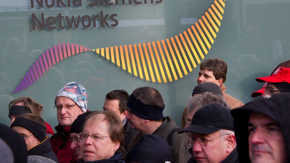 NSN-Mitarbeiter: 650 weitere Jobs könnten gefährdet sein