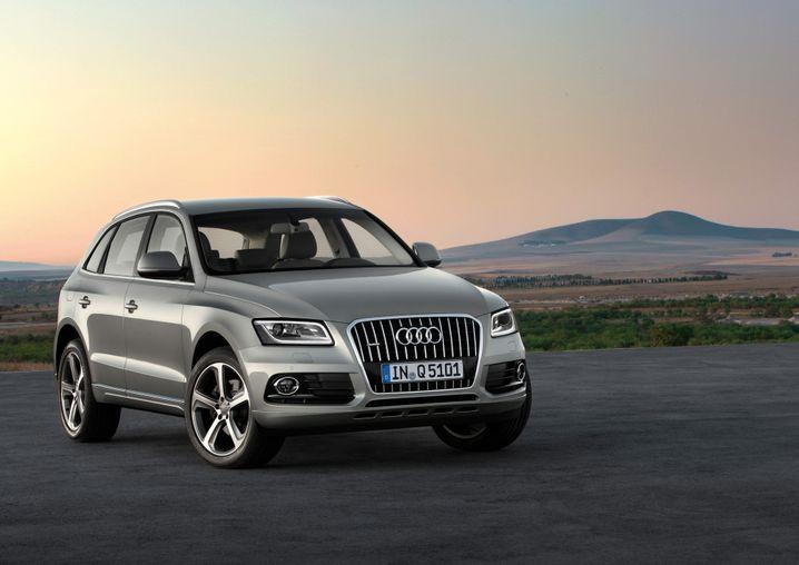Beliebt in den USA: Audi Q5