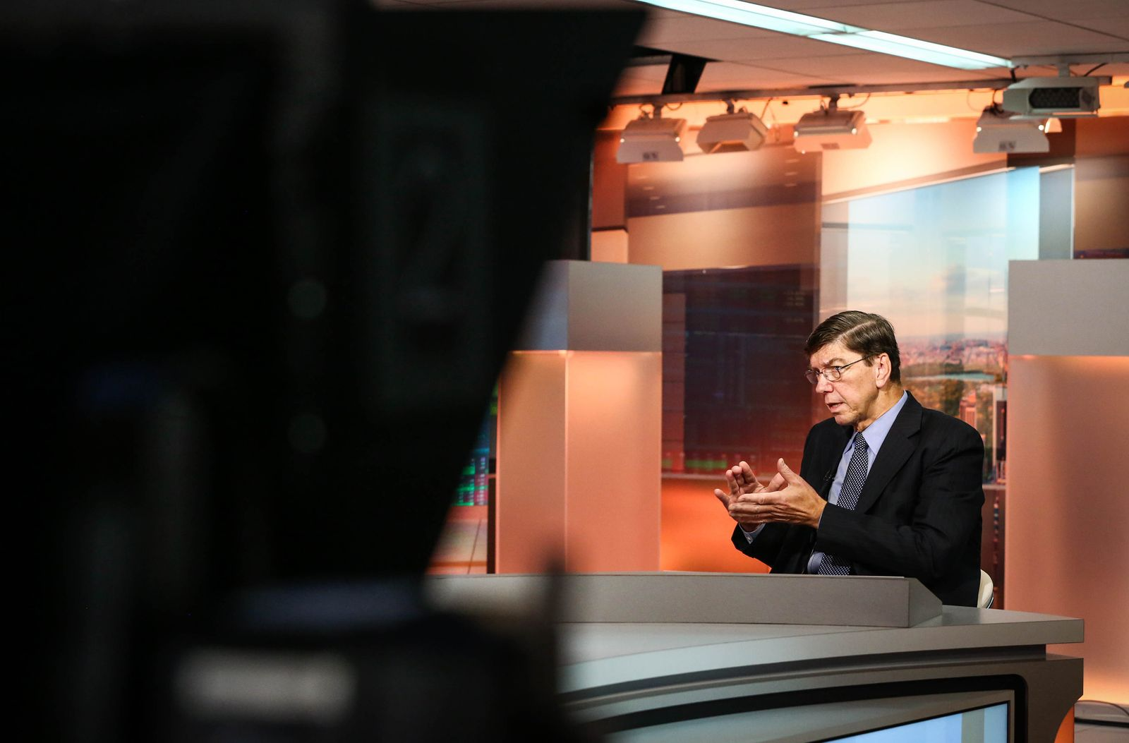 Rose Park Advisors Chairman And Founder Clayton Christensen Interview