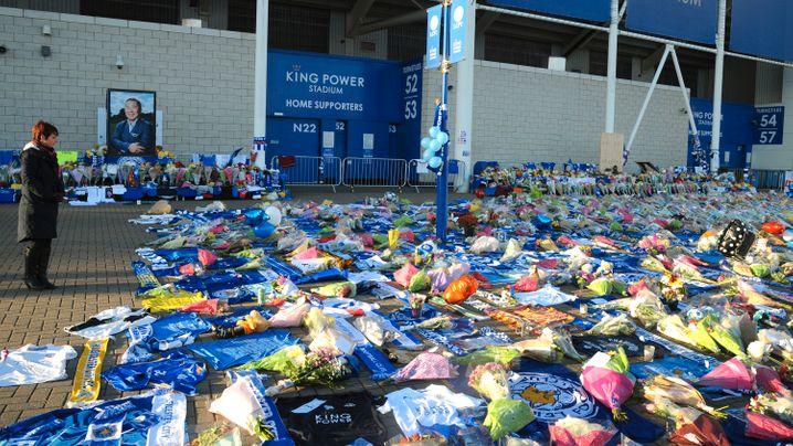 Leicesters beliebter Eigner gestorben: Die Milliardäre der Premier League