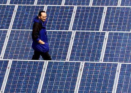 Der Boom der Solarenergie bescherte der Solarworld-Aktie ein rasantes Kursplus im vergangenen Jahr