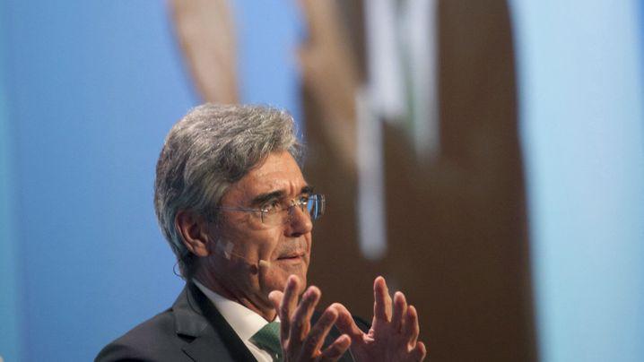 Die wichtigsten Akteure bei Siemens: König Joes wichtigste Mitstreiter