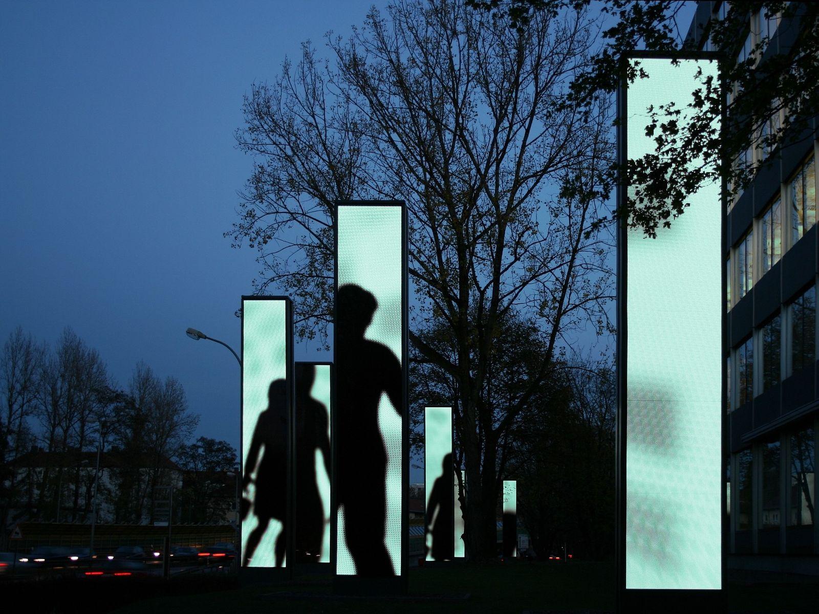 OSRAM Seven Screens / Wettbewerb für emotionale LED-Lichtkonzept