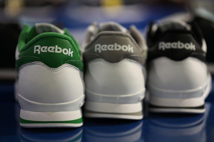 Reebok: Das Unternehmen ist eine Tochter von Adidas
