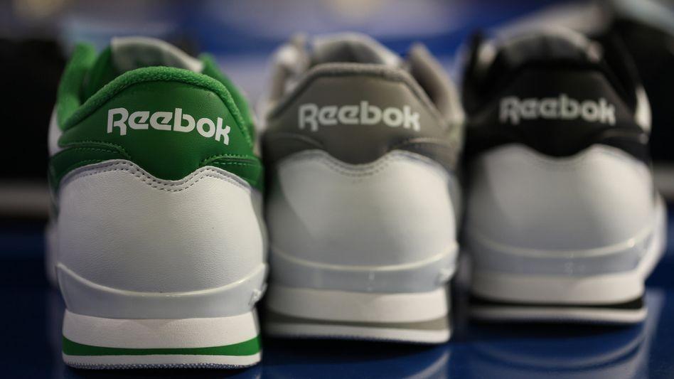 Sneaker: Reebok war lange Zeit Sorgenkind von Adidas