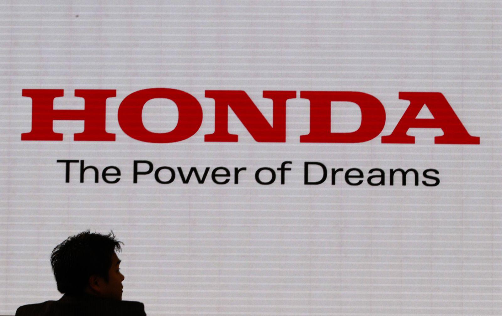 HONDA/Logo