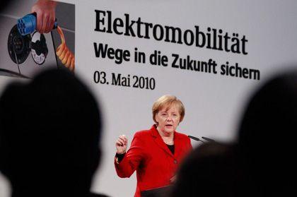 Würde gerne wieder als Physikerin arbeiten: Kanzlerin Merkel