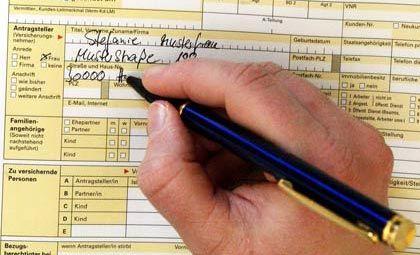 Ausfüllende Beschäftigung: Statistiken kosten, erklärt das Statistische Bundesamt