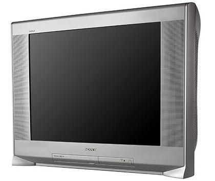 Schlicht gehalten: Sonys HDTV-Fernseher der 32-Serie