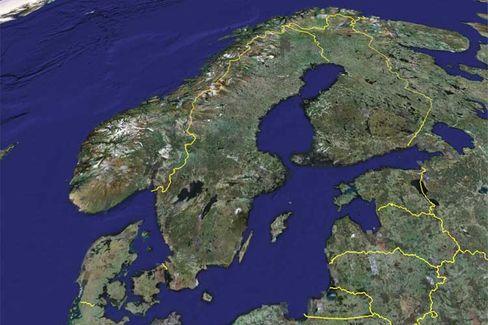 Das Hoch im Norden: Skandinavien erntet die Früchte sozialer Reformen