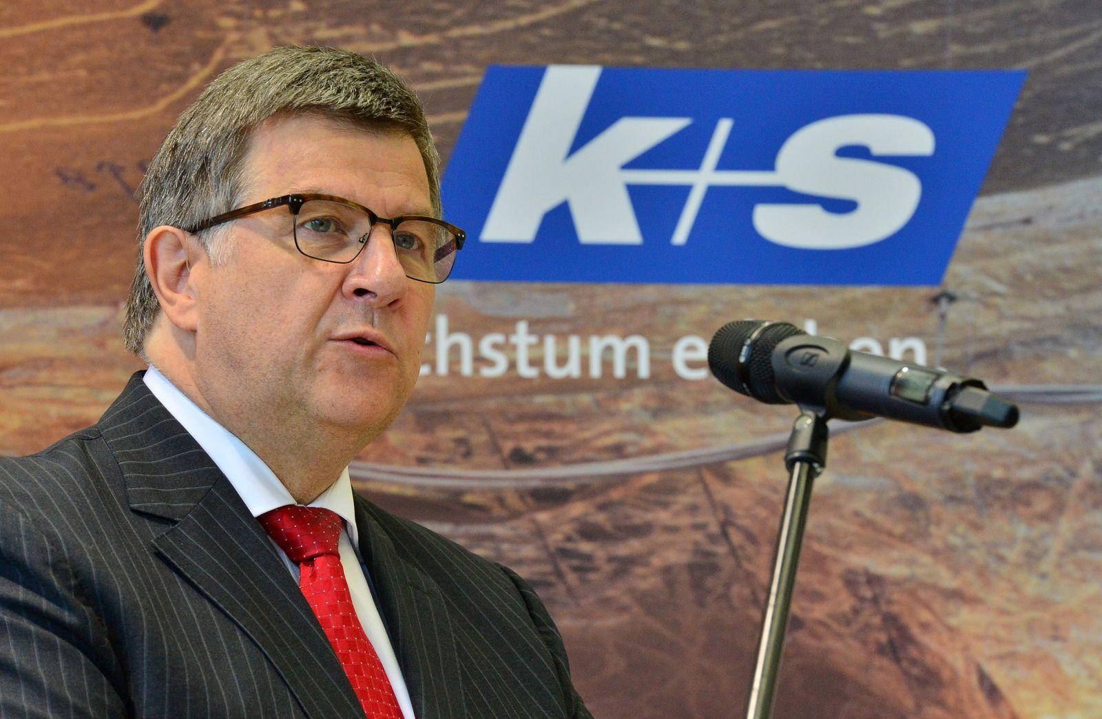 K+S - Norbert Steiner