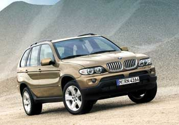 BMW X5: Genau das Richtige für den Großstadtcowboy