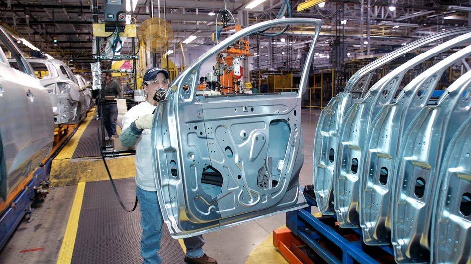 Tür auf für den Neuanfang: GM hat den Börsengang beantragt