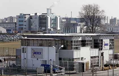 Eine lange Geschichte: Merck am Standort Darmstadt