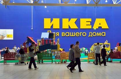 Ikea in Russland: Internationaler Jobabbau geplant