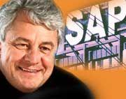 Rückzieher: SAP-Vorstandssprecher Hasso Plattner muss die Umsatzprognose erneut zurücknehmen