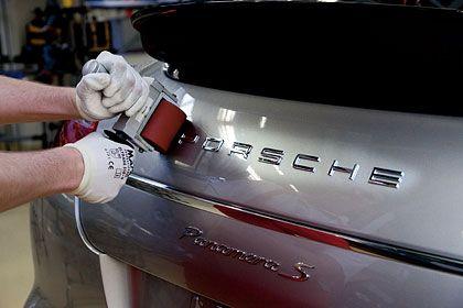 Retter in den USA: Der neue Panamera hat Porsche positive Zahlen beschert