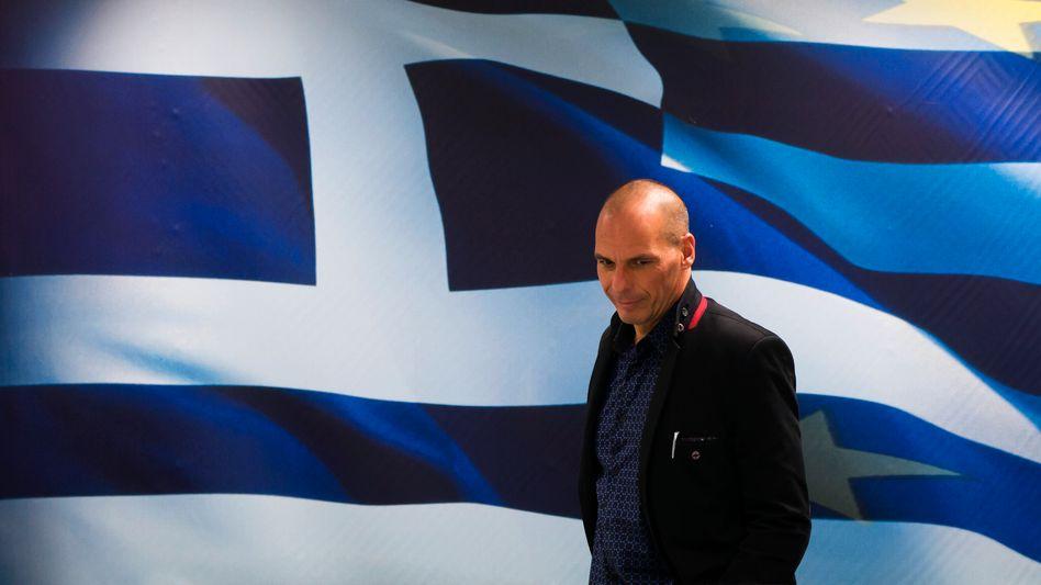 Menü an Umschuldungen: Griechenlands neuer Finanzminister Yanis Varoufakis hat nette Worte für den faktischen Schuldenschnitt gefunden