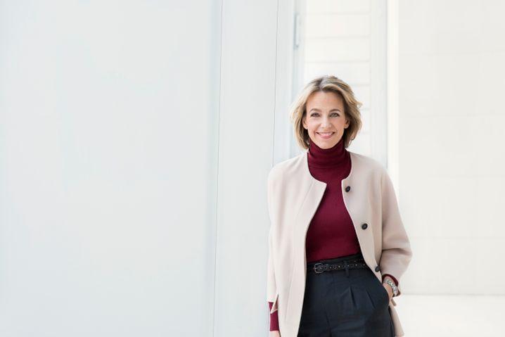 Julia Jäkel, CEO von Gruner + Jahr
