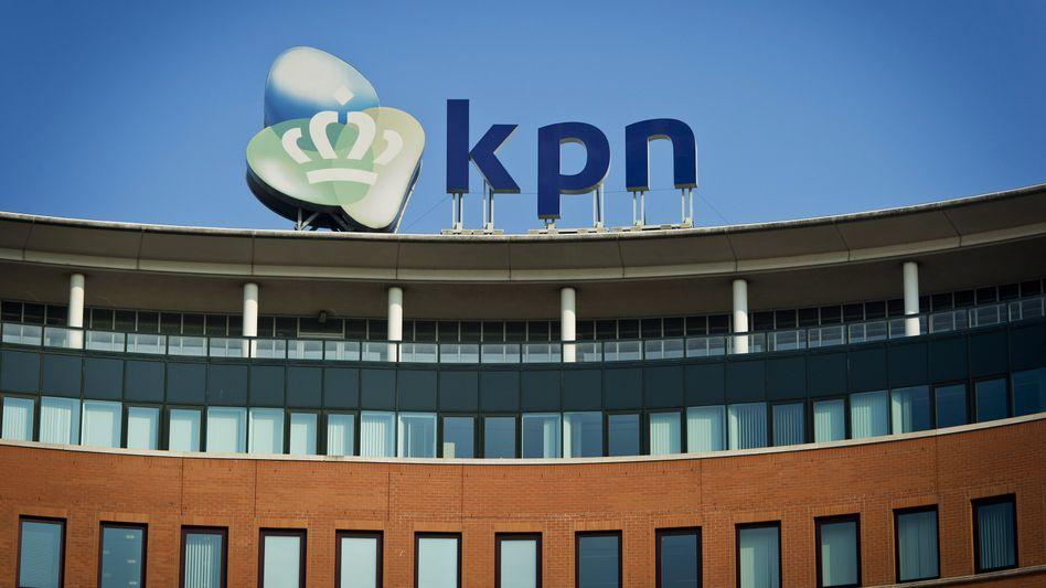 Niederländische Telefongesellschaft KPN in Den Haag: