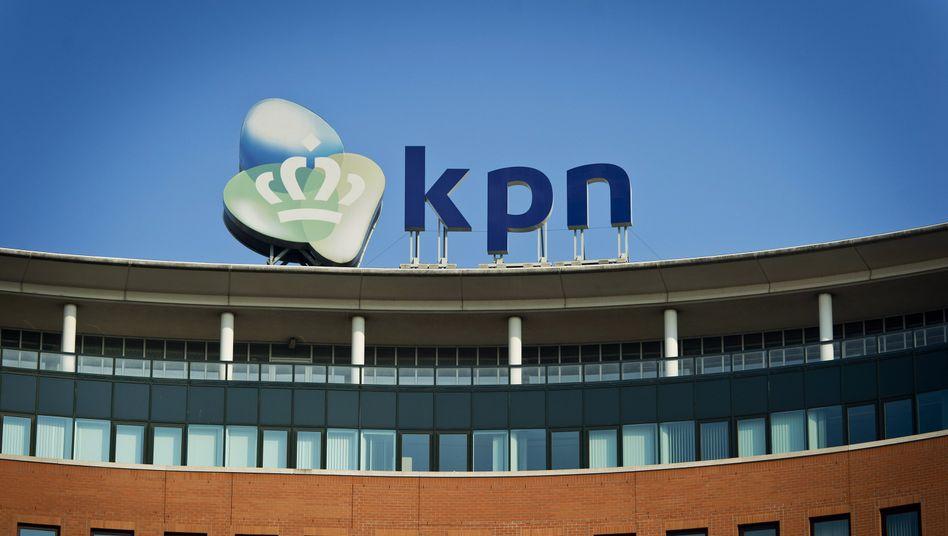 KPN-Zentrale in Den Haag