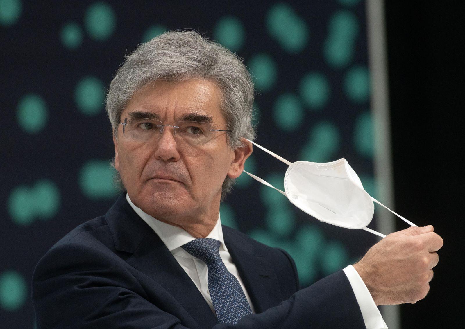 Siemens Holds Virtual General Shareholders Meeting