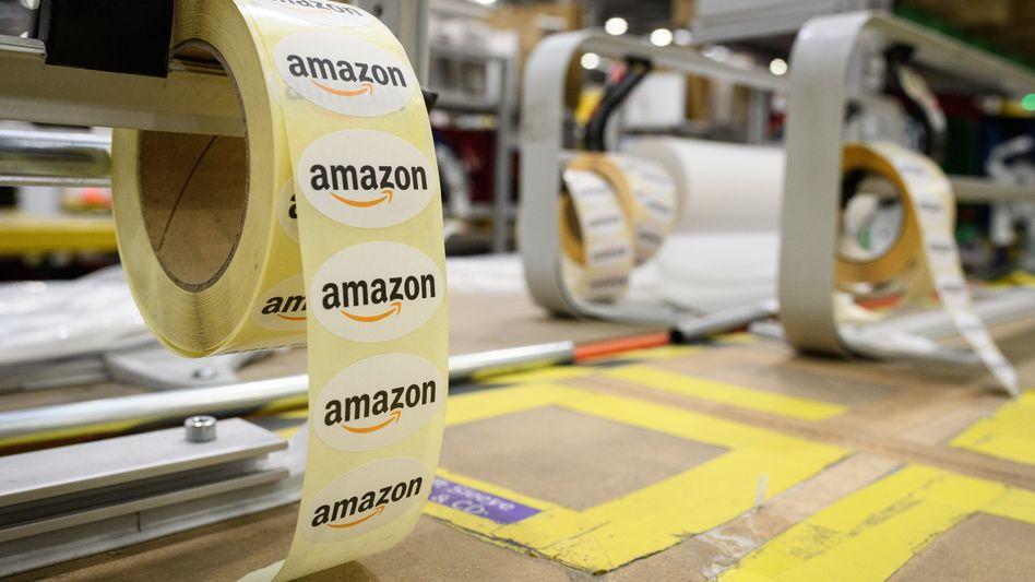 Shopping-Wahn: Pünktlich zum Cyber Monday erreichte die Aktie von Amazon ein Rekordhoch