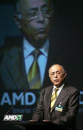 Wende geschafft: AMD-Chef Hector Ruiz