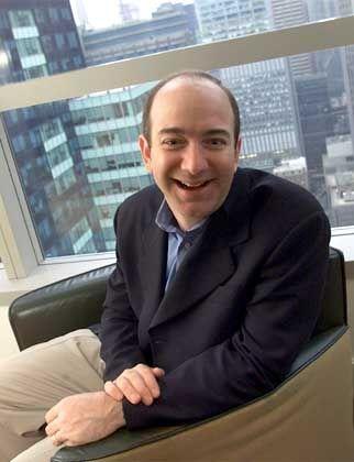 Jeff Bezos hofft auf schwarze Zahlen