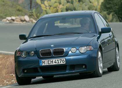 BMW 325ti Compact: Der Nierengrill bleibt